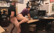 Girls pussies got slammed with cops cock