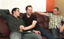 Johnny Maverick,Emmanuel,Jason Davis