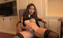 Post-Op Ladyboy Icecy Toying