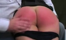 Fetish hardcore spanking