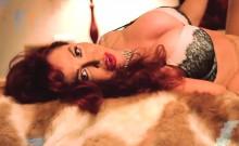 Sexy Vanessa Rips Stockings Sexy Solo
