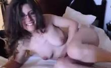 Mature Cam Slut Masturbates