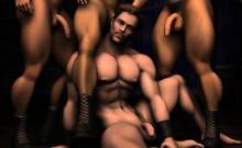 3D Gay Boys Fantasies!