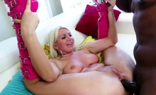 Big tits and horny Layla Price gets fucked by Lexington