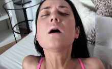 Babe from public banged for cash pov
