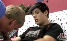 Lexx Jammer and Jordan Ashton are two horny guys who just