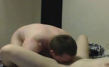 Hot Couple Enjoys An Intense Multiple Sex Position