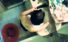 Hidden cam shower vids- amaing teen at shower