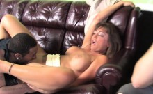 Son witness how mom Michaela Mancini takes a BBC