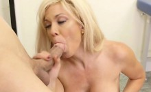 Slut Parker Swayze Gets Fucked And Creamed By Doctor