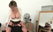 Unfaithful English Mature Lady Sonia Reveals Her Giant Boobs