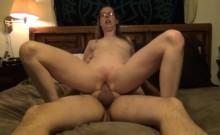 Mature Squirter Riding Cock Like crazy