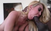 Aaliyah Love Fucks Huge Black Cock