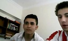 2 Turkish Newcomers On Chatroulette