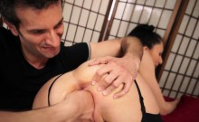 Scambisti Maturi - Sexy Italian Luna Dark Gets Fucked Good