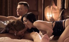 Babes - In Good Company starring Alexis Cry
