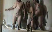 Mature Amateur Wife Homemade Threesome