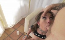 Cece Capella Moans During The Hard Pounding