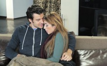 Babes - Step Mom Lessons - Cozy By the Fire s