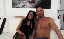 Casting Alla Italiana - Amateur Krystal In Audition Sex