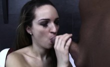 Melanie From Hungary Staight Fucked To Anal