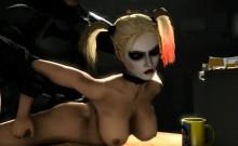 Batman Harley Quinn 3d Sex Compilation Part 5