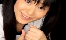 Cute And Sweet Japanese Pleasing Hard Cock