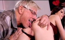 Natural Tits Pornstar Anal Fuck With Orgasm