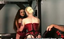 Caning Party