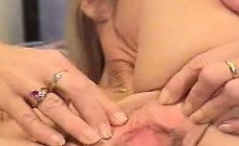 Pussy Teased Close Up