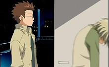 Hentai gay boy bareback fucked by his friend