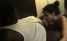 Cute Chick Craves Some Black Cock In Her