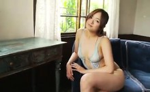 Japanese Girl Wearing Lingerie Softcore