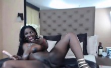 18flirt Exotic babe SalmaOwens with big tits
