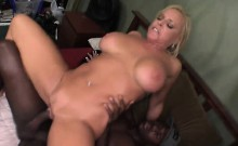 MILF Alexis Golden Cums While Riding BBC