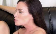 Hot Diamond wakes wanted to eat pussy