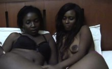 Young Ebony Lesbians Know How To Get Themselves To The