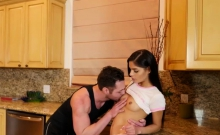 Katya Rodriguez gets fucked and squirts