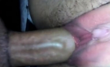 Sexy slut close up pov ass fucking