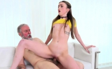Teen Empera Lets Old Guy Drill Her Pussy