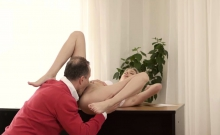 All internal cum ass and pussy Stranger in a enormous mansio