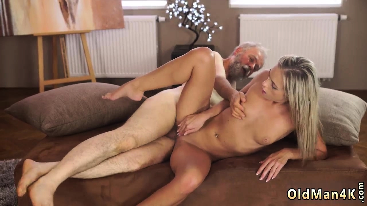 Old Guy Fucks My Young Wife
