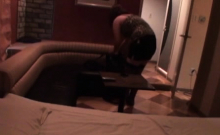 Pretty asian slut gets screwed hard in lots of poses