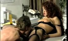 Busty vintage latina pornstar fucked