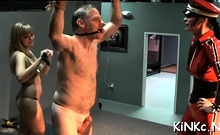 Enjoy Nasty Domina And Smutty Big Dick Going At It