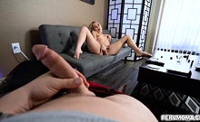 Aaliyah Love seduce stepson into another round of fucking