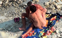 Beach Voyeur Hardcore Scene