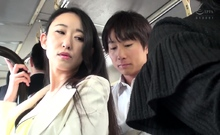 Japanese Teen Invaded in Public Toilet